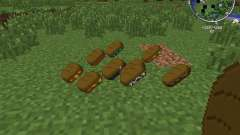 Mob Sandwiches for Minecraft