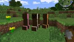 The Ice Cream Sandwich Creeper for Minecraft