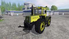 Mercedes-Benz Trac 1500 v0.9 for Farming Simulator 2015