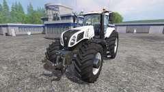 New Holland T8.320 620EVOX v1.1 for Farming Simulator 2015