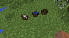 MC WoodenBucket for Minecraft