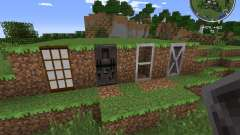 Malisis Doors for Minecraft