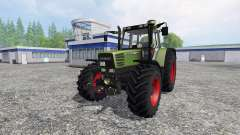 Fendt Favorit 515C Turbo