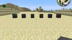Interdiction Pillar for Minecraft
