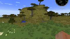 No Cubes (Smooth Terrain) for Minecraft