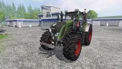 Fendt 936 Vario fixed handling for Farming Simulator 2015