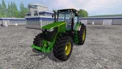 John Deere 7310R v2.1 for Farming Simulator 2015
