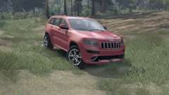 Jeep Grand Cherokee SRT8 for Spin Tires