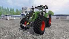 Fendt 828 Vario v4.1 for Farming Simulator 2015