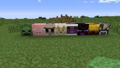 Mob Blocks for Minecraft