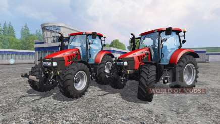 Case IH JXU 85 and 115 v1.1 for Farming Simulator 2015