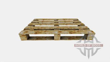 OSB pallet for Farming Simulator 2015