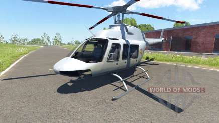 Bell 407 for BeamNG Drive