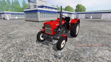 Ursus C-330 v1.1 red for Farming Simulator 2015