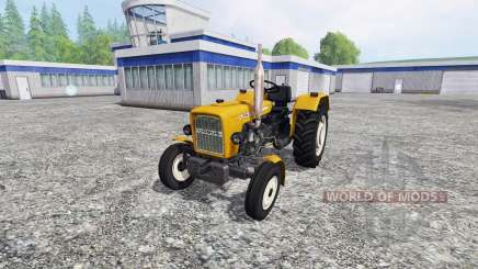 Ursus C-330 v1.1 yellow for Farming Simulator 2015