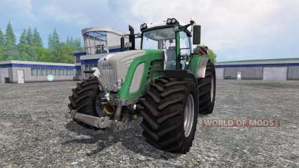 Fendt 933 Vario Profi for Farming Simulator 2015