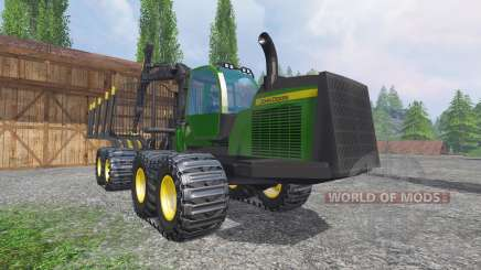 John Deere 1910E for Farming Simulator 2015