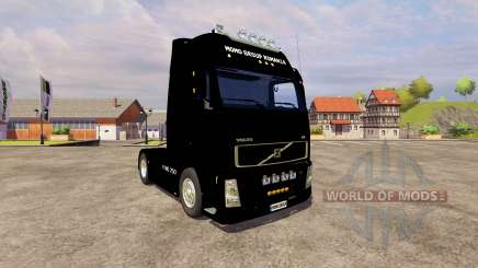 Volvo FH16 for Farming Simulator 2013