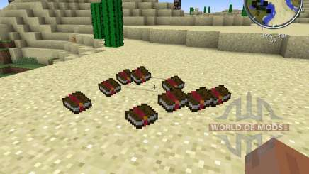 More Enchantments for Minecraft