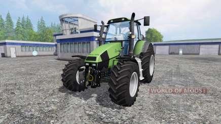 Deutz-Fahr Agrotron 120 Mk3 for Farming Simulator 2015