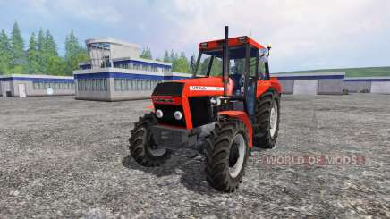Ursus 1014 FL for Farming Simulator 2015