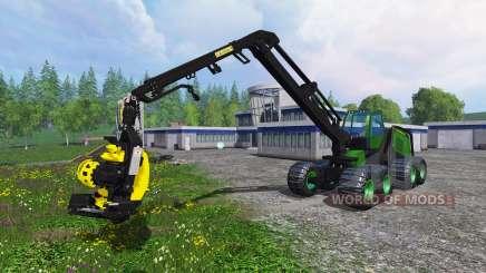 John Deere 1270E for Farming Simulator 2015