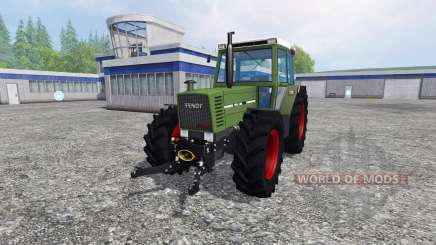 Fendt Farmer 310 LSA v2.0 for Farming Simulator 2015