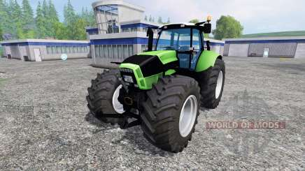 Deutz-Fahr Agrotron X 720 v2.0 for Farming Simulator 2015