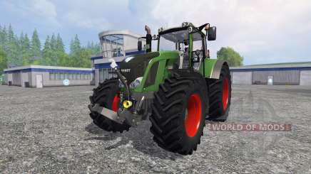 Fendt 828 Vario v4.1 for Farming Simulator 2015
