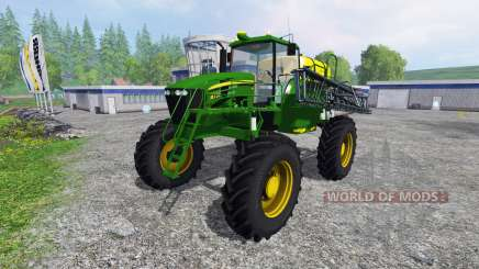 John Deere 4730 Sprayer v2.0 for Farming Simulator 2015