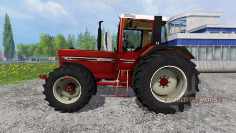 Case IH IHC 1255 XL for Farming Simulator 2015