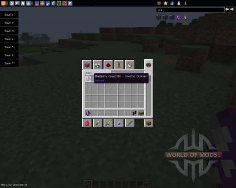 Inverse Creepers [1.7.2] for Minecraft