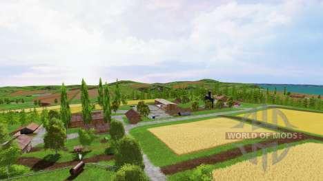 Defog for Farming Simulator 2015