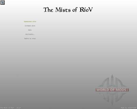 The Mists of RioV [1.6.4] for Minecraft