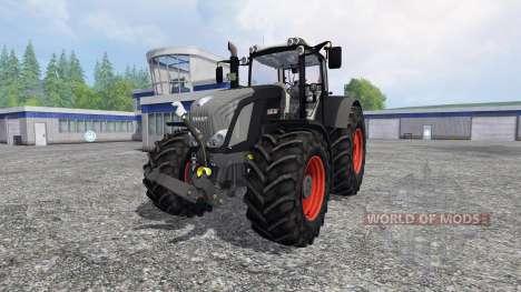 Fendt 828 Vario Black Beauty for Farming Simulator 2015