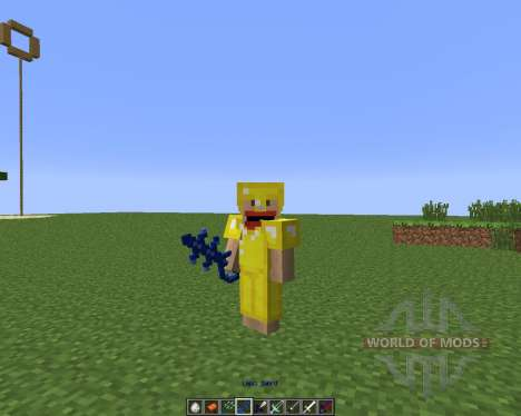 More Swords [1.6.4] for Minecraft