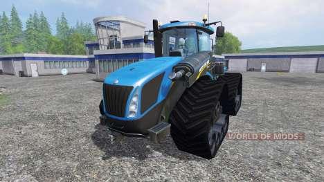 New Holland T9.670 v1.1 for Farming Simulator 2015