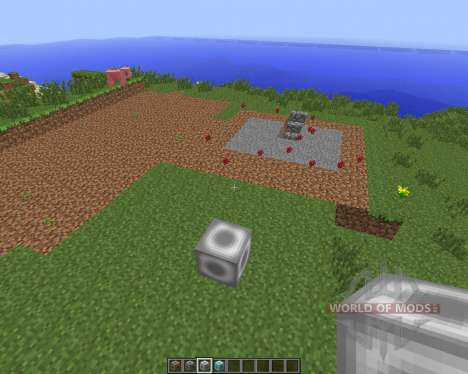 Clearing Block [1.6.4] for Minecraft