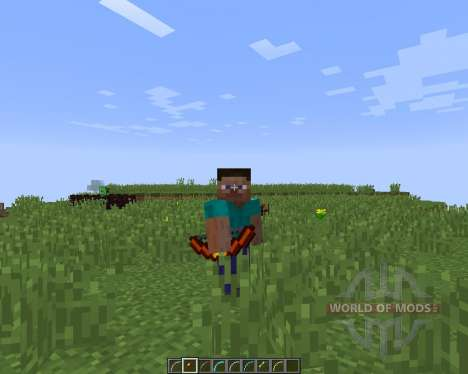 More Bows by LucidSage [1.8] for Minecraft