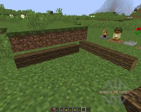 The Camping [1.8] for Minecraft