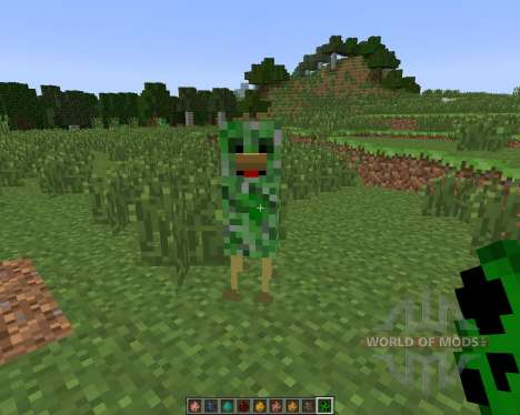 Weird Things [1.7.10] for Minecraft