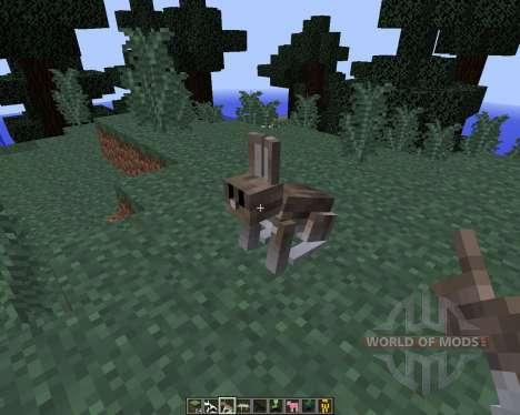 Craftable Animals [1.8] for Minecraft