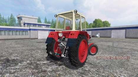 YUMZ CL for Farming Simulator 2015