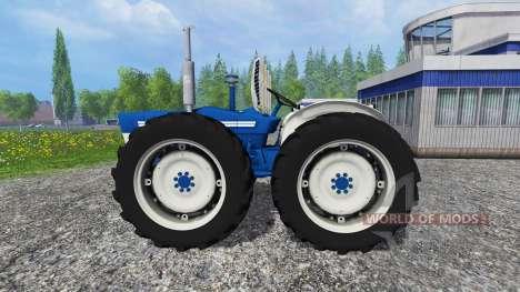 Ford County 1124 for Farming Simulator 2015