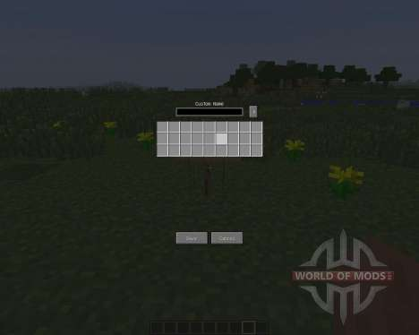 All-U-Want [1.7.10] for Minecraft