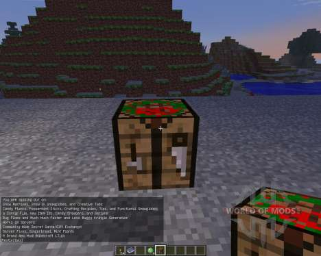 Christmas Festivities [1.6.4] for Minecraft