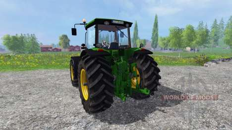 John Deere 8530 v3.0 for Farming Simulator 2015