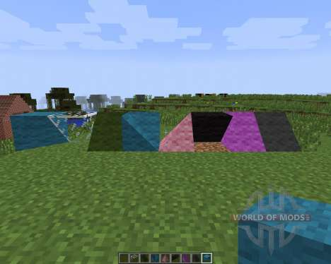 Super Slopes [1.7.2] for Minecraft