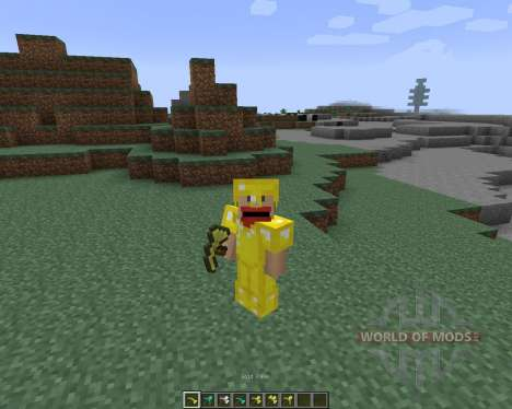 Ultimate Tools [1.7.2] for Minecraft