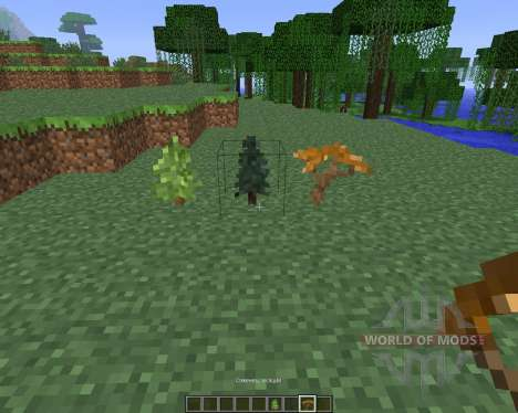ExtrabiomesXL [1.5.2] for Minecraft